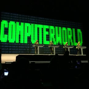 Kraftwerk in Phoenix Blurred My Perception of Reality