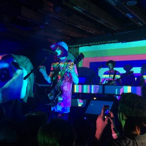Of Montreal Turned The Crescent Ballroom Into A Funhouse