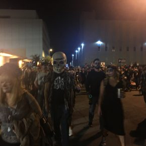 Sugar Skulls, Dead Cats, And Rotting Scenes At The All Souls Procession