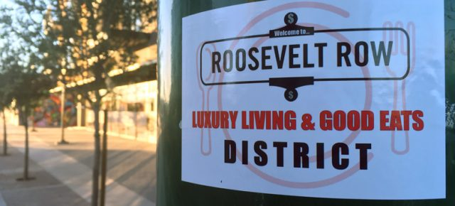 Stop Calling Roosevelt Row an Arts District