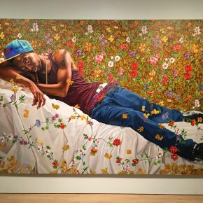 Everyone Is Royalty For 15 Minutes In Kehinde Wiley's New Republic