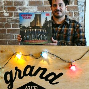 New Grand Avenue Records Is A Beacon of Hope