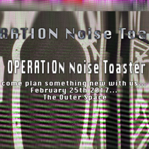 Outer Space is Hosting a Open Synth/Noise Jam