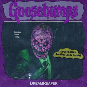"Get Spooky With This ""Goosebumps"" Synthwave"