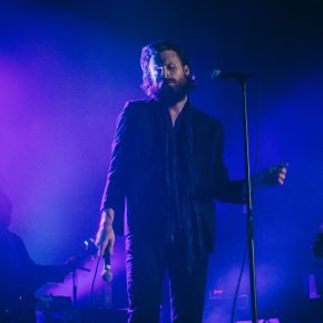 Father John Misty was Radiant at the Orpheum